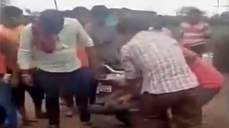 BJP man assaulted by 'cow vigilantes' was carrying beef: Nagpur Police
