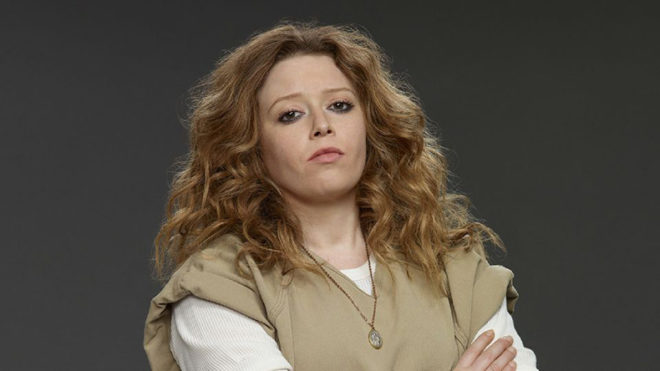 Natasha Lyonne finds being part of 'Orange is the New Black' life affirming
