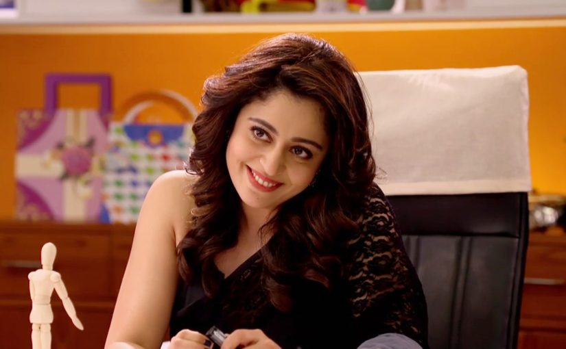 Lucky to have a rain scene in 'May I Come In Madam?': Nehha Pendse