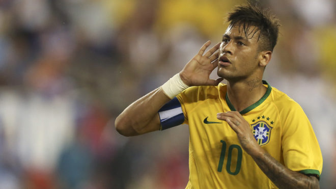 Time to forget 2014 World Cup heartache: Neymar