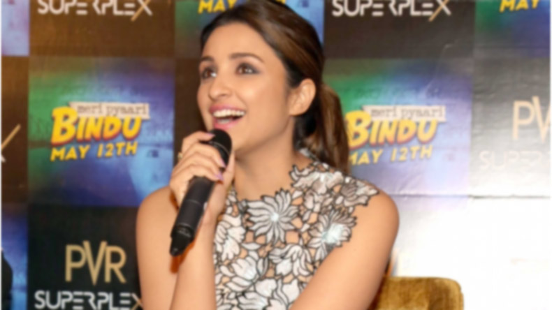 actress parineeti chopra