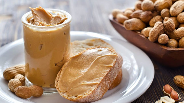 How to include goodness of peanut butter in diet