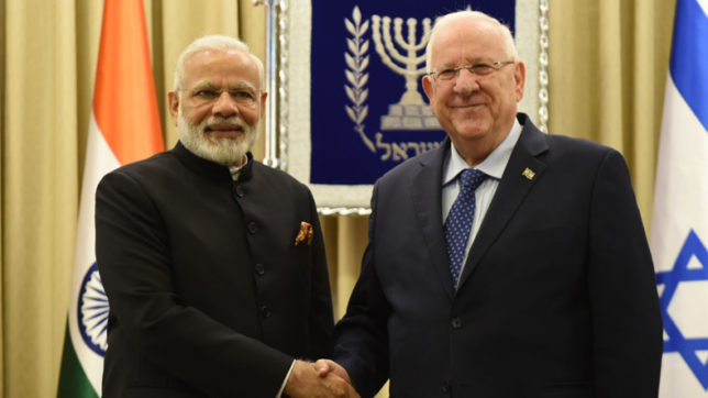 India, Israel seek to boost trade, investment