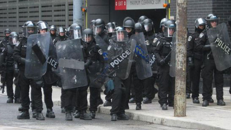 197 police officers injured in anti-G20 protests
