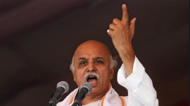 Dismiss Mufti government for Amarnath attack: VHP leader Pravin Togadia