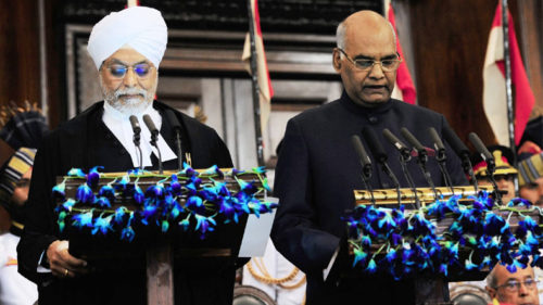 Ram Nath Kovind becomes India's 14th President, says grateful for the responsibility