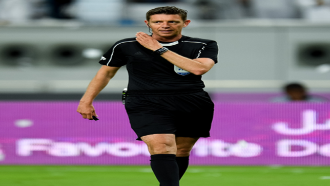 Gianluca Rocchi to referee Super Cup match between Real Madrid, Man United