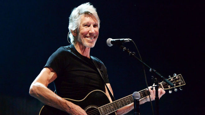 Pink Floyd's Roger Waters defends his anti-Trump tour