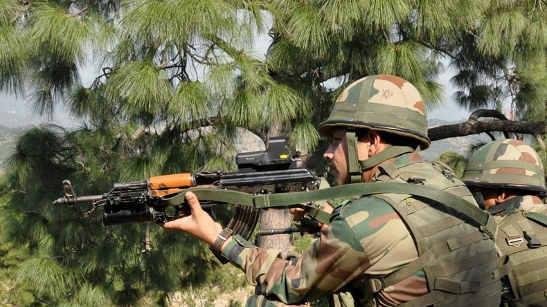 Infiltration bid foiled, three terrorists killed at LoC in J&K's Bandipora