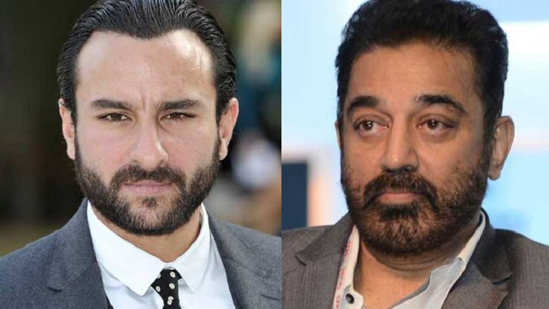 Kamal Haasan revives 'Amar Hai' with Saif Ali Khan