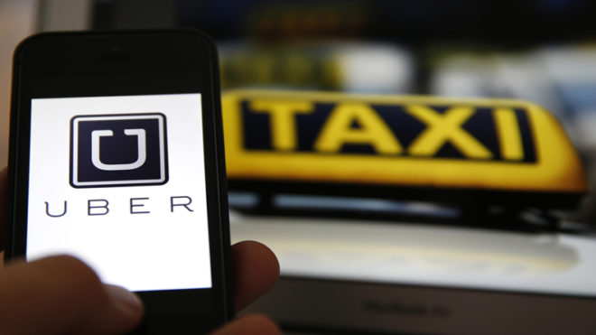 Uber sued over lack of wheelchair access