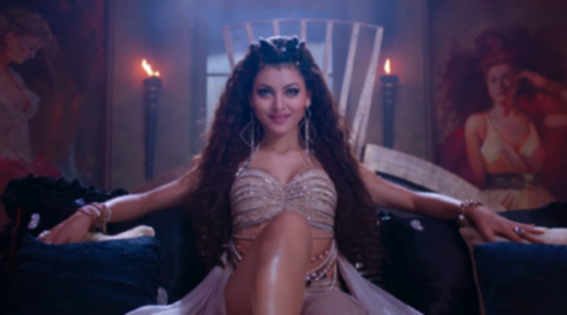 Urvashi Rautela launches her app; gets trolled for spelling error