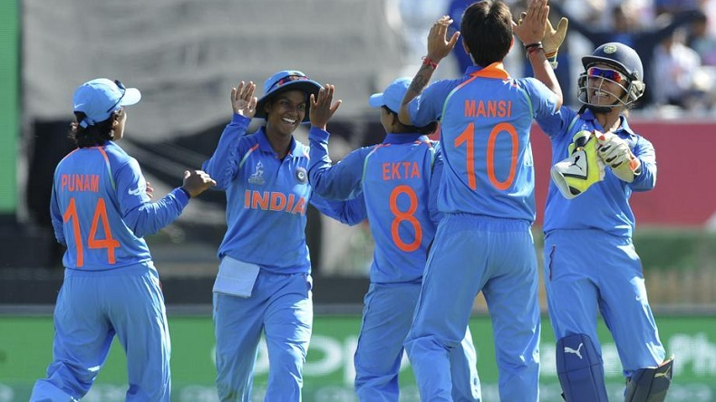 CC Women's World Cup 2017: Coiled to 74 runs, Pak suffers 10th straight loss to India