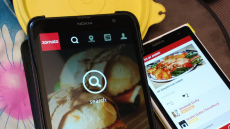 Now book Ola ride from Zomato app