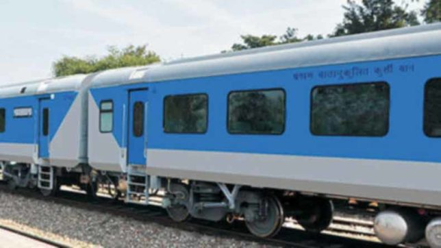 4 Delhi- Lucknow Shatabdi coaches split from train; major accident averted