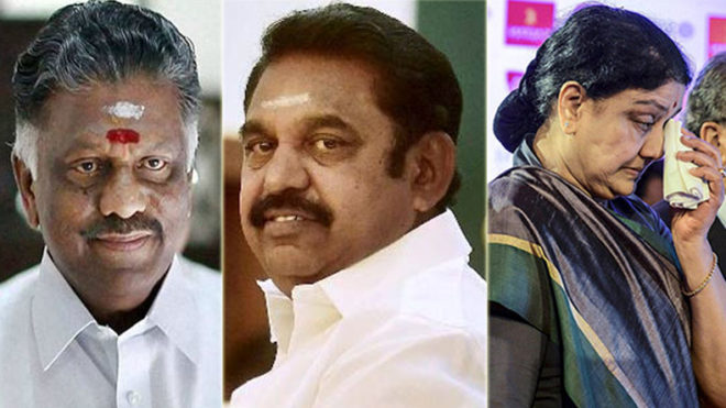 LIVE — AIADMK merger likely today, OPS-EPS faction prepare Sasikala's farewell