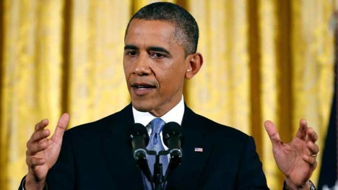 Barack Obama calls for calm in Kenyan elections