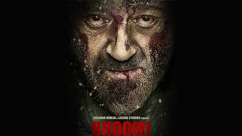 Bhoomi trailer: Sanjay Dutt is back in this intense, high-voltage drama