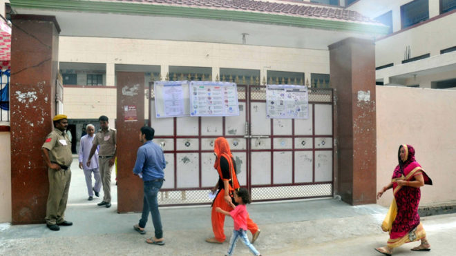 Counting begins for Delhi's Bawana bypoll