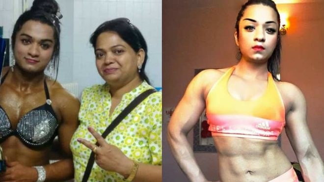 The curious case of Bhoomika Sharma, Miss World of Bodybuilding