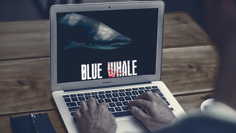 Blue whale: case registered against youth