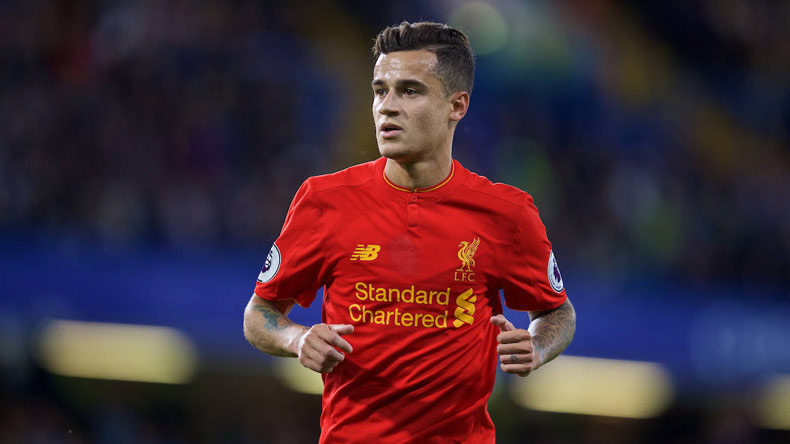 Barca target Coutinho submits transfer request to Liverpool