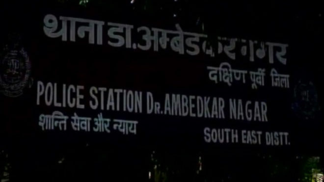 One injured is admitted at All India Institutes of Medical Sciences with a head injury while the other with two bullet injuries was been taken to Max Hospital in Saket where he was later decalred dead, Deputy Commissioner of Police Romil Baaniya said.