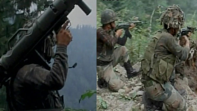 J&K: Gunfight underway in Kupwara; 2 to 3 militants believed to be trapped