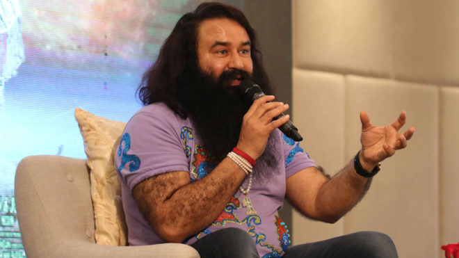 Gurmeet Ram Rahim Singh: Controversial and colourful in equal measure
