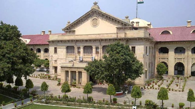 Look into IPS officer's complaint against two UP bureaucrats: Allahabad HC