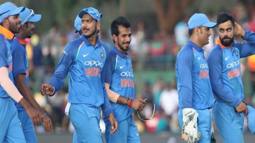 India vs Sri Lanka, 1st ODI: Kohli, Dhawan lead India to victory with 21 overs to spare