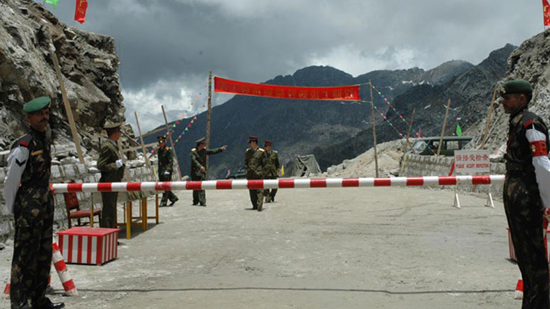 chinese incursion in ladakh rationale and India says chinese troops set up a camp on its side of the ill-defined frontier in ladakh region in the middle a protest against an alleged chinese incursion.