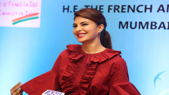 'Jacqueline one of the most versatile actresses'