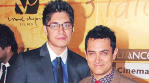 Aamir Khan's son Junaid to make acting debut on August 19