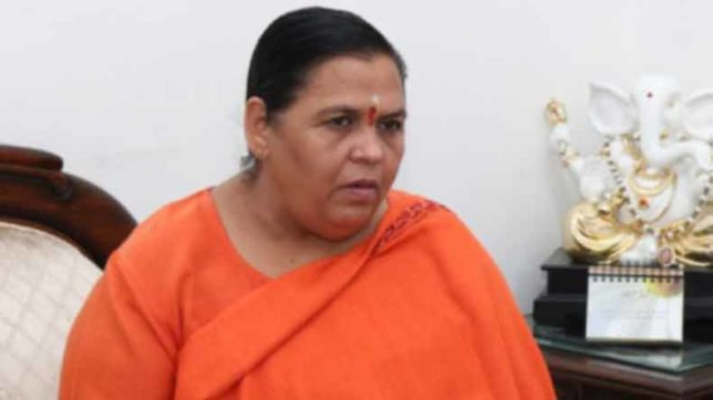 Ken-Betwa linking project ready for launch, says Uma Bharti | Image source IANS