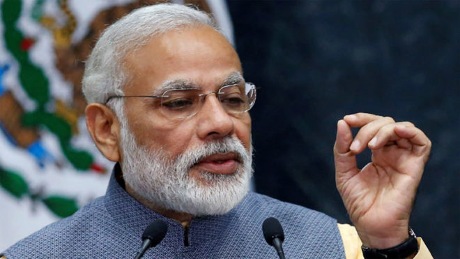 Committed to completing projects in time-bound manner: PM Narender Modi