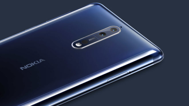 Meet the new Nokia 8 flagship with simultaneous LIVE streaming on Facebook, Youtube
