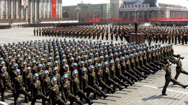 N Korea: 3.5 million sign up to fight against US
