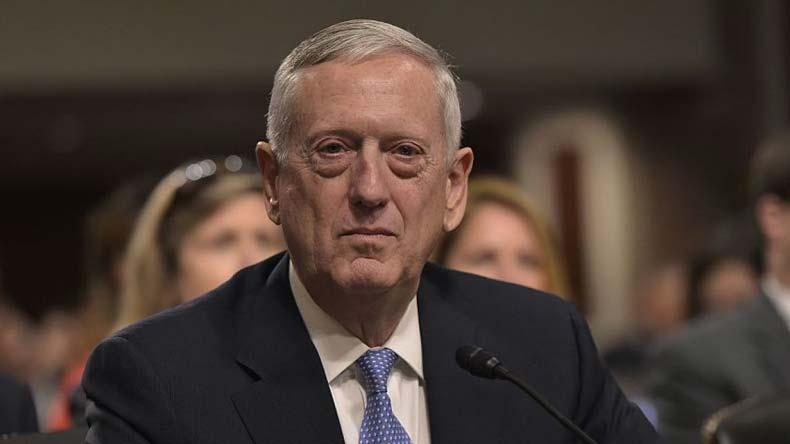 Mattis: War with North Korea would be 'catastrophic'