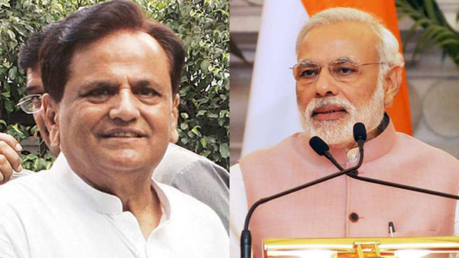 PM-Modi-ruined-Gujarat,-now-he's-ruining-country,-says-Ahmed-Patel