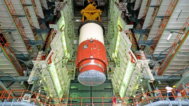 Countdown for Indian navigation satellite IRNSS-1H launch begins
