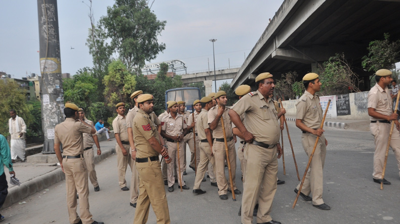 Image result for Panchkula clashes: IPS officer replaced by Haryana govt