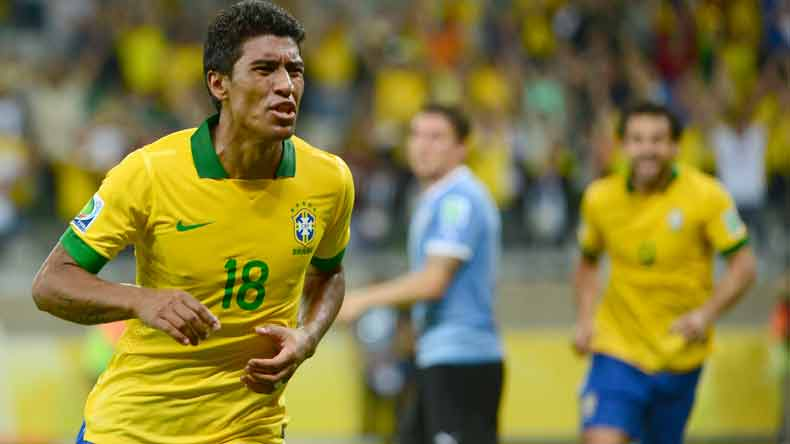 Paulinho gifts Mercedes-Benz to driver following €40m Barcelona switch