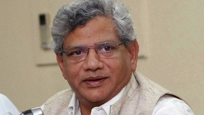 Sitaram Yechury blames Trinamool Congress, BJP's 'competitive communalism' for Bengal lynching