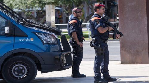 Barcelona attack: Fresh manhunt underway amid fears of more strikes