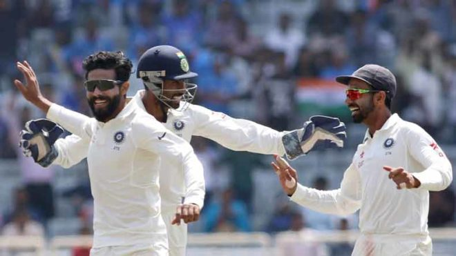 Team India's Ravindra Jadeja tops all-rounders' chart in Tests; Gains for Pujara, Rahane