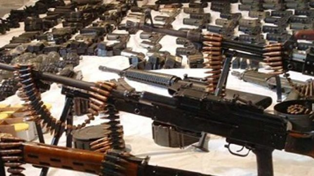 Militant hideout busted in Rajouri, Jammu and Kashmir