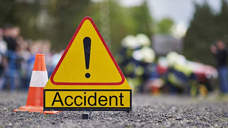 Five dead in UP road accident