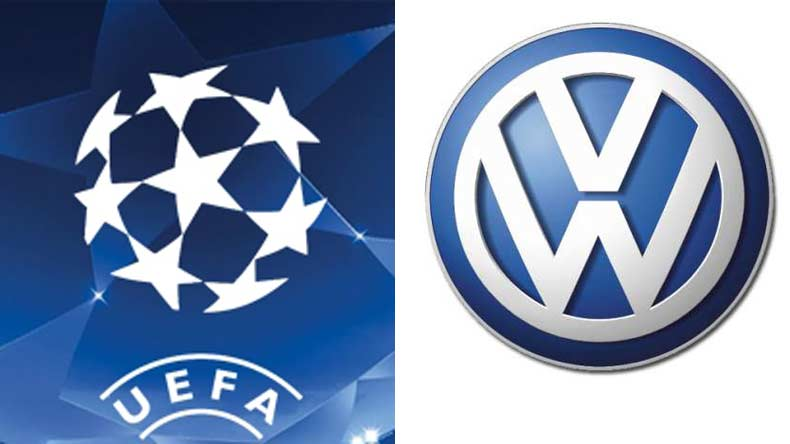 Volkswagen announces partnership with UEFA