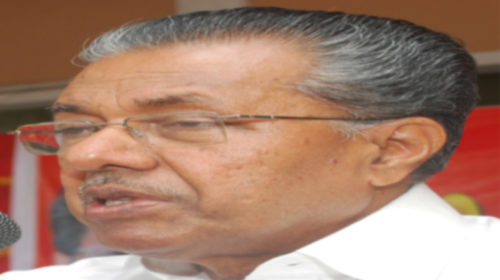Kerala CM defends Thomas Chandy against opposition allegations